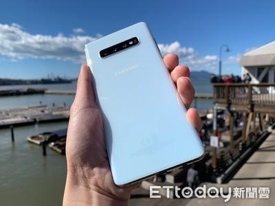 網購:S10預購是去年S9的1.5倍