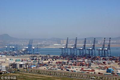 大連海關禁止進口澳洲煤炭 陸外交部回應