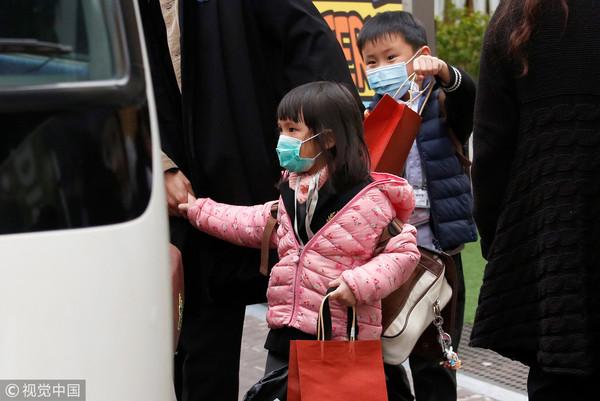 ▲▼香港流感肆虐。(圖/CFP)