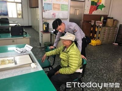 75歲翁剛出院騎腳踏車路倒