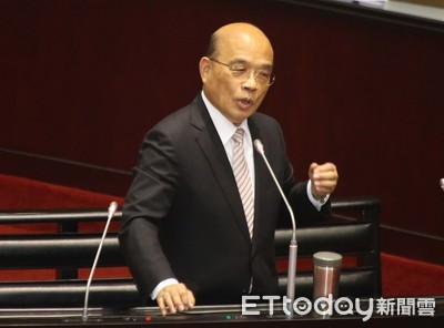 施政不滿意度49% 蘇貞昌:當閣揆滿意度不可能高