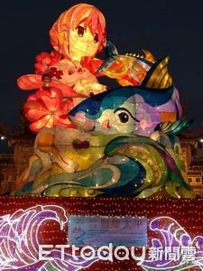 將台灣推到國際!台灣燈會花燈丹麥參展