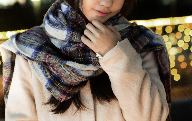 ▲圍巾。(圖/取自免費圖庫pakutaso)