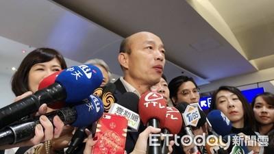 韓國瑜訪港澳、深圳、廈門 蘇貞昌回應