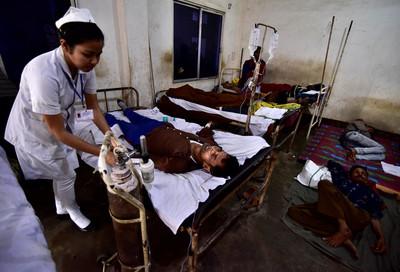 印度再爆假酒94人死亡、百人住院