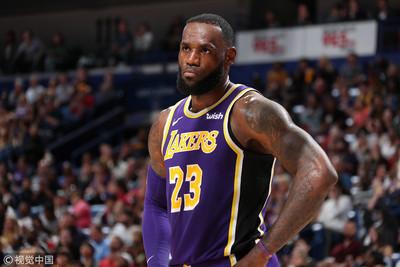 NBA巨星詹姆斯 為何棄90%的美國市場不顧?