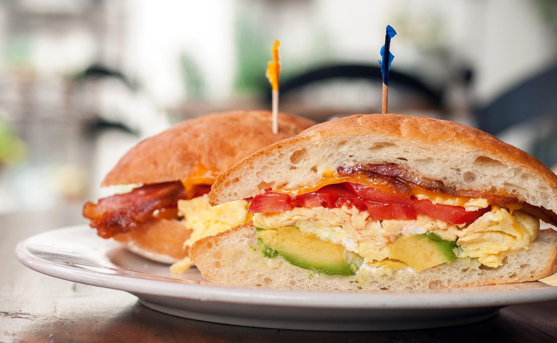 ▲西餐(三明治)。(圖/取自免費圖庫pixabay)