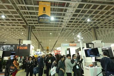 台北國際工具機展 引領機械產業