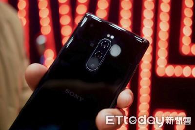 全球首款21:9手機Xperia 1亮相
