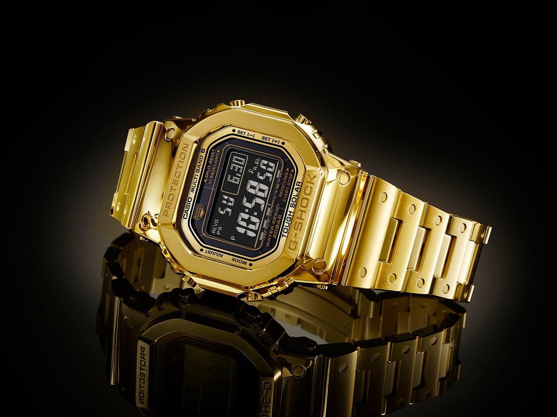 买不起215万的G-Shock?低调却不失质感的平民款也是