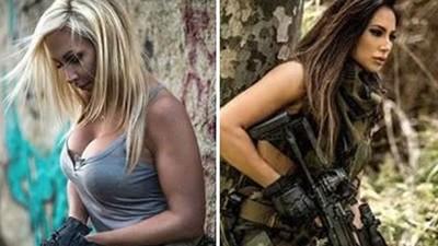 「巨乳部隊需要你」烏克蘭軍官PO大尺度徵兵廣告 引眾怒被迫刪文