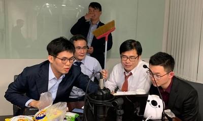 網紅霸氣「支持台灣創作到底」 蘇貞昌肯定