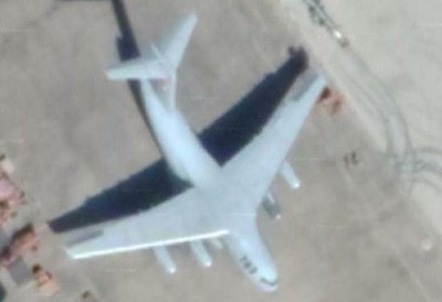 運-20原型機疑換裝渦扇-20試飛