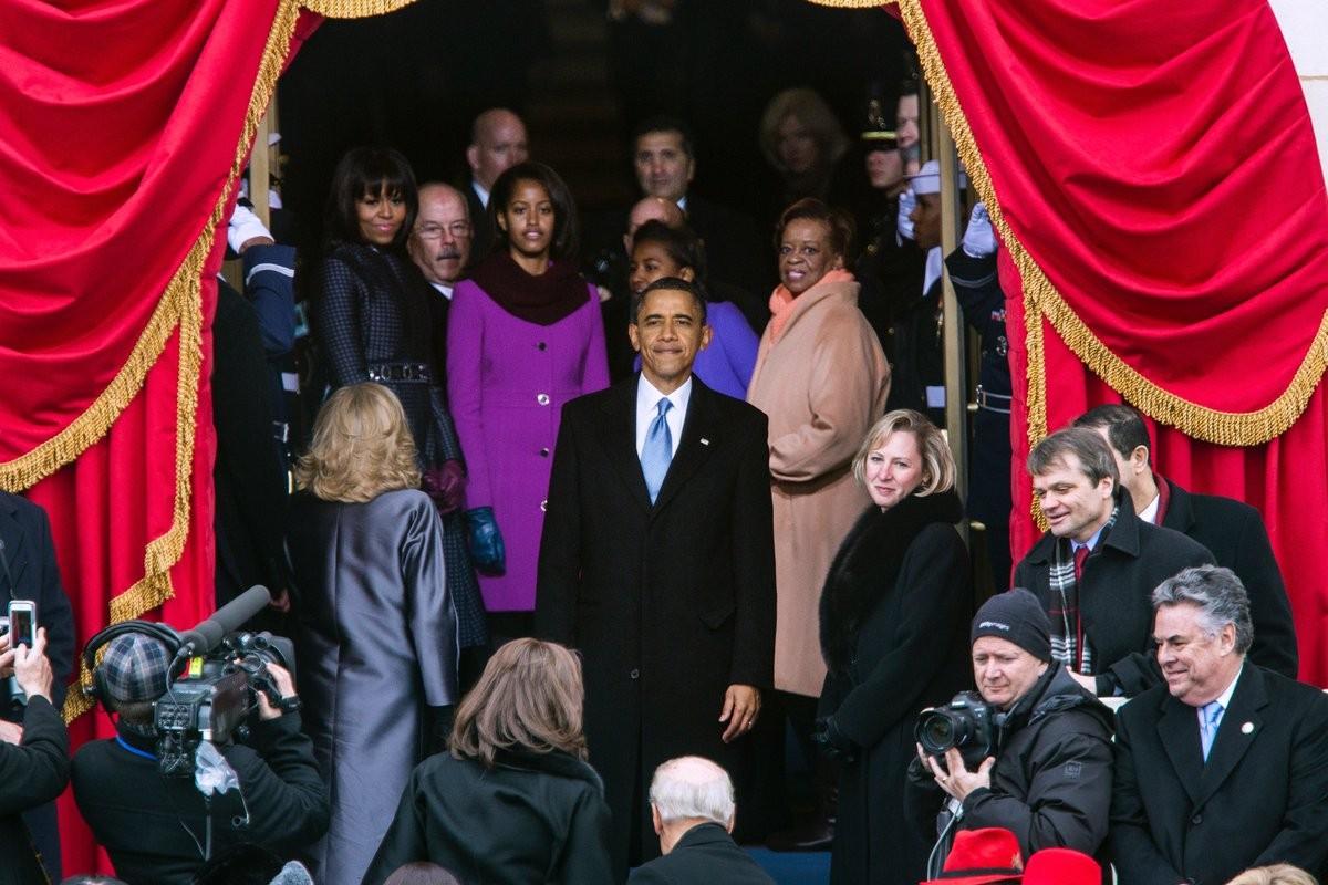 ▲▼前任美國總統歐巴馬。(圖/翻攝自Twitter/Barack Obama)