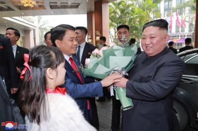 金正恩神隱 傳明早離開越南