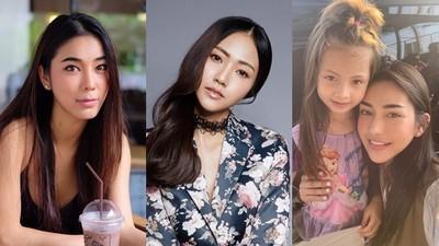 泰國選舉也太辣!「世界級模特」混打小編學姊 街頭拉票美呆路人