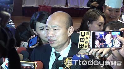 挺吳派轉向拱韓國瑜選總統 吳敦義:謝謝喔