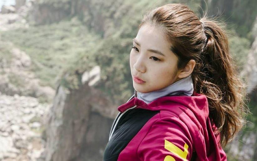 ▲▼登山界美女教練三條魚詹喬愉。(圖/翻攝自臉書)