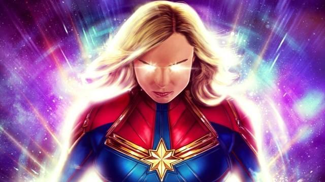 ▲▼《驚奇隊長》。(圖/翻攝自Twitter/Marvel Studios)