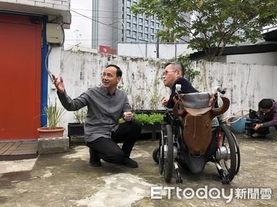 保留徵召韓國瑜空間 朱立倫:給參選人最高的激勵