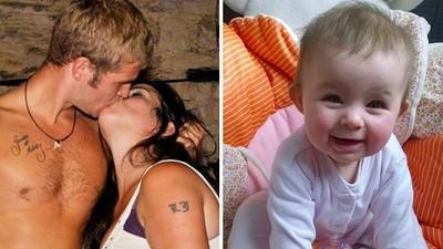 「母胎內感染愛滋」照樣被歧視!愛滋女遇真愛組家庭,懷上寶寶感動哭了