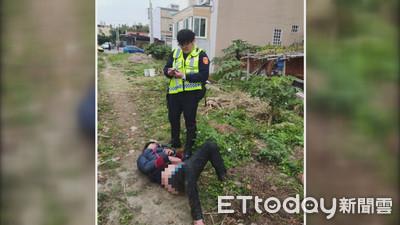 慣竊偷超商被認出 大街狂奔被警逮