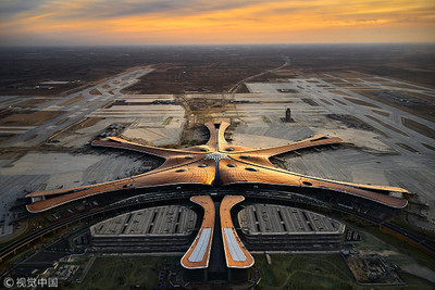 大興機場高速公路6月底建成