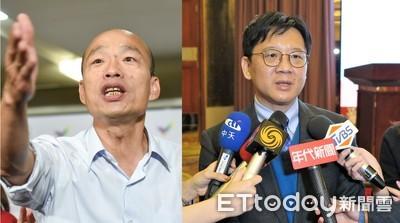 李政宏:月中見韓國瑜談蓋摩天輪
