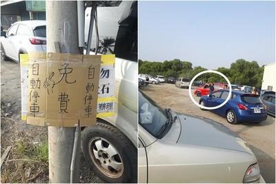 台灣燈會爆滿 東港地主免費供停車