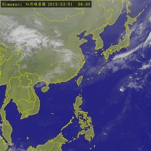 3天1次「乍暖還寒」 週日北台轉濕冷