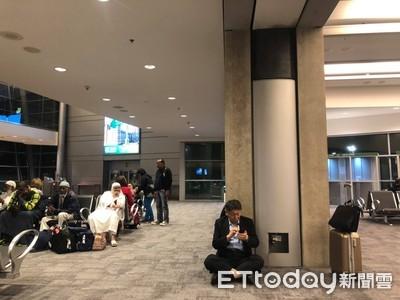 柯P機場坐地上 羅致政:外交部安排不到貴賓室?