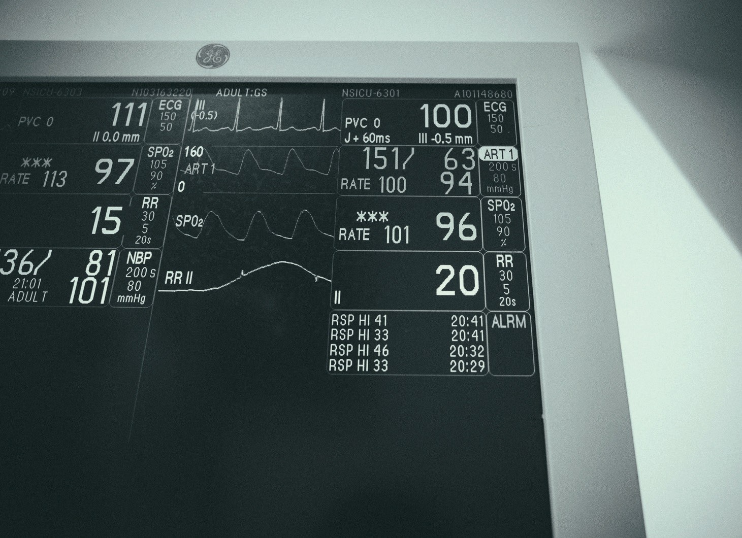 (圖/《Free To Fly:生命、勇氣、愛,加護病房護理師眼中的醫療群像與生死覺察》配圖,業者時報文化提供)