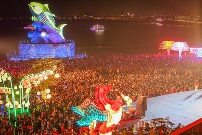 台灣燈會破1000萬人次 團隊檢討到凌晨