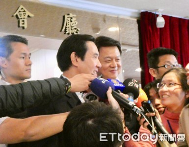 馬王二會談「選總統」? 馬:我們都知道了啊