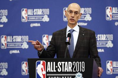 影/NBA主席挺言論自由 央視:我們也有遙控器自由