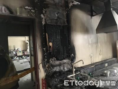 即/輔大國璽樓公衛系實驗室插座起火