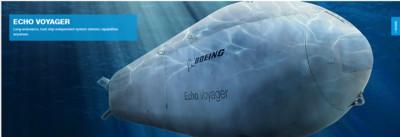 美軍購4艘「殺人鯨」無人潛艇