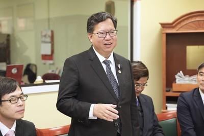 韓國瑜訪陸 鄭文燦:政治性高過一切