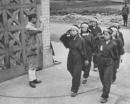 ▲▼朝鮮女子挺身隊(圖/翻攝自維基百科)