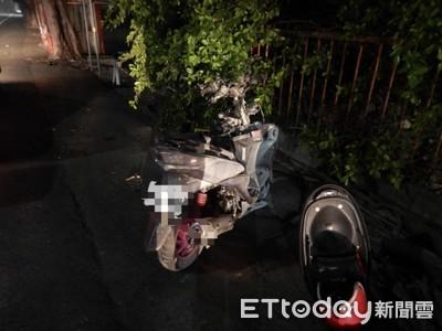 完了! 18歲騎士撞救護車睪丸破裂昏迷