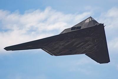 F-117又現身死亡谷 神秘塗裝吸睛!