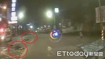 兩方都酒駕 無照高職男女碰撞休旅車慘死