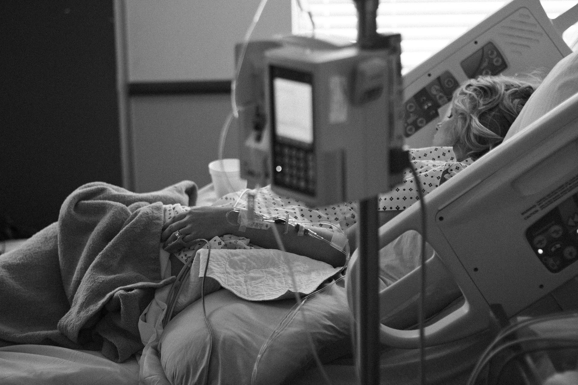 ▲▼醫院,病童,生病,住院,醫療場所,病人。(圖/示意圖/pixabay)