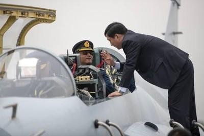 殲-20總師楊偉入選共軍智囊團