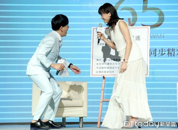 ▲▼Lukia代言人綾瀨遙來台 歡慶SEIKO65周年。(圖/記者屠惠剛攝)