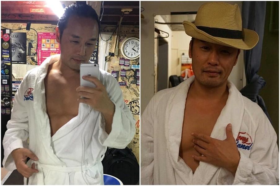 ▲日本AV男優「暗黑周董」東尼大木。(圖/翻攝自東尼大木Instagram)