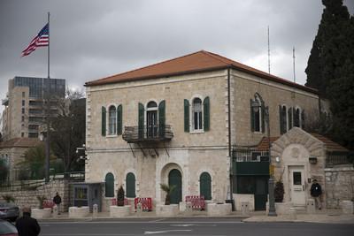 美駐巴領事館「併入駐以大使館」