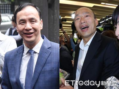 韓國瑜稱不得不選總統 朱立倫:我不得已不能選