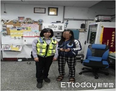 女警用社群網絡 找到錢包失主