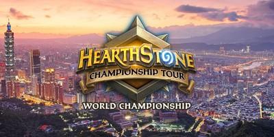 《爐石》世界總決賽參賽名單出爐